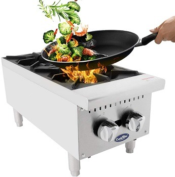 ATOSA Outdoor Cooking Plate Review