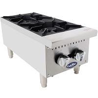 ATOSA Outdoor Cooking Plate Rundown