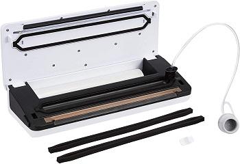AmazonBasics Vacuum Sealer Review