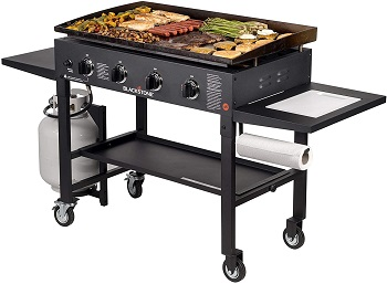 Blackstone Griddle Hot Plate Review