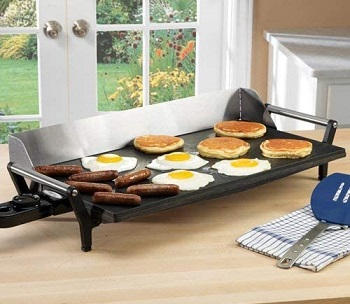 Broil King Griddle Plate Review