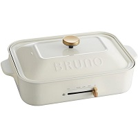 Bruno Hot Plate Japan Rundown