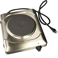 Cadco Large Cooking Plate Rundown