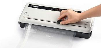 Cekay Vacuum Sealer Machine Review