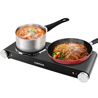 Cusimax Hot Plate Rundown