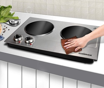 Cusimax Infrared Cooktop Review