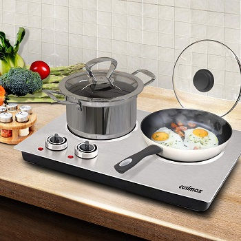 Cusimax Infrared Cooktop