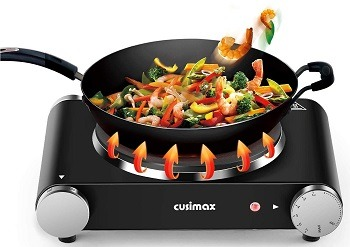 Cusimax Safe Hot Plate Review
