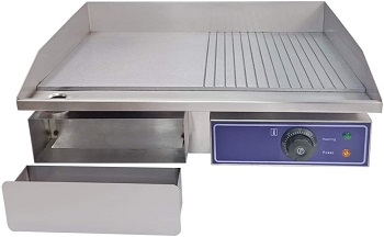 DULONG Griddle Stainless Steel