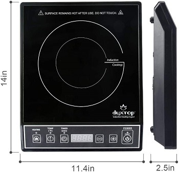 Duxtop Large Hot Plate Review
