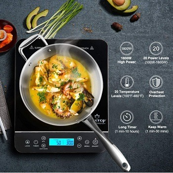 Duxtop One Burner Hot Plate Review