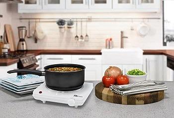 Elite Cuisine Electric Burner Review