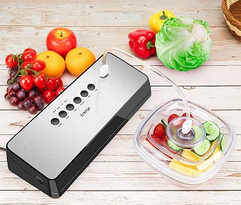 Entrige Automatic Food Sealer Review
