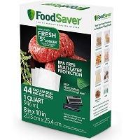FoodSaver 1-Quart Precut Vacuum Seal Bags pick