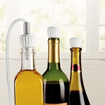 FoodSaver Bottle Stoppers Review