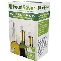 FoodSaver Bottle Stoppers Rundown