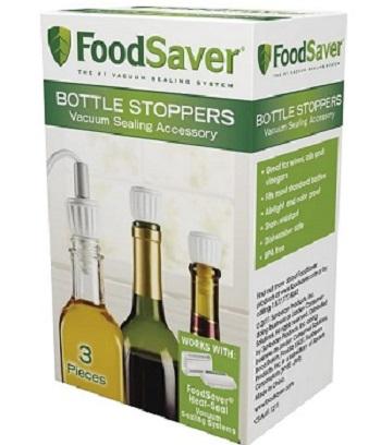 FoodSaver Bottle Stoppers
