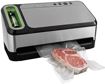 FoodSaver V4840 2-in-1 Vacuum Sealer review (2)