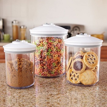 FoodSaver Vacuum Storage Canisters Review