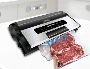 Fresh World Vacuum Sealer Review