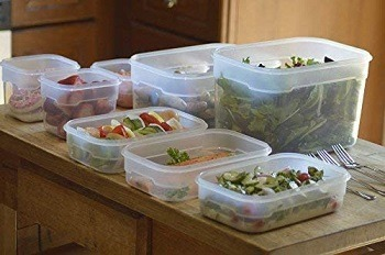 Lasting Freshness Vacuum Seal Containers