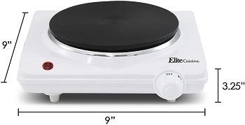 Maxi-Matic Mini Hot Plate Review