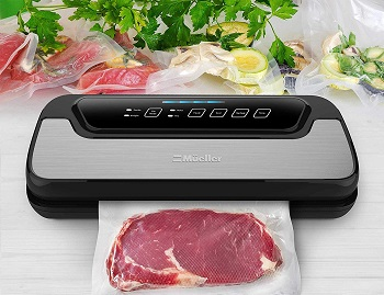 Mueller Vacuum Sealer Review