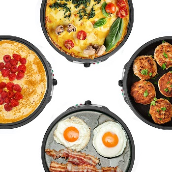NutriChef Griddle Hot Plate Review