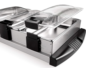 Oster Buffet Hot Plate To Keep Food Warm Review