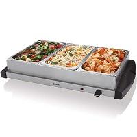 Oster Buffet Hot Plate To Keep Food Warm Rundown