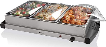 Oster Buffet Hot Plate To Keep Food Warm