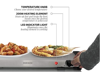 Ovente Hot Plate Review