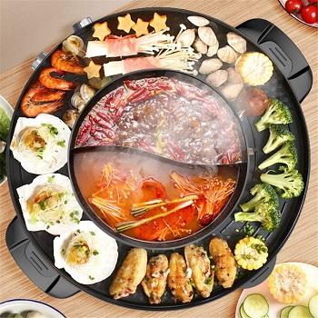 SEAAN Korean Hot Plate Review