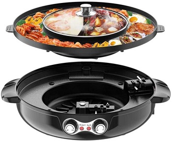 SEAAN Korean Hot Plate