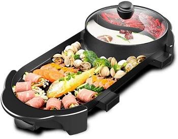 SEAAN Teppanyaki Plate