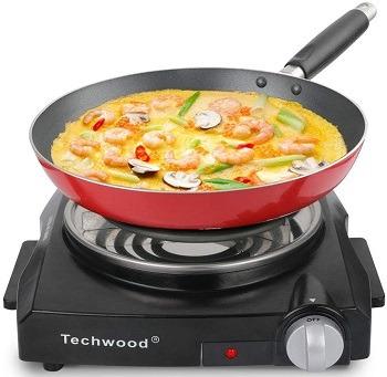 Techwood Hot Plate