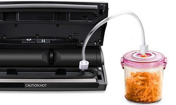 VOSEN Vacuum Sealer Machine Review