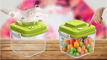 Vacumaster Food Storage Container Set Review