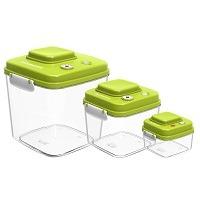 Vacumaster Food Storage Container Set Rundown