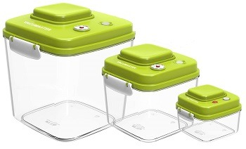 Vacumaster Food Storage Container Set
