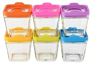 X-Chef Vacuum Seal Containers