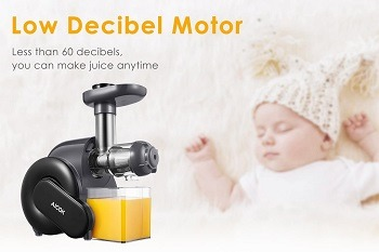 Aicok Filter Juice Machine Review