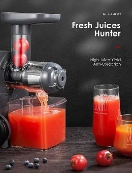 Aicok Filter Juice Machine