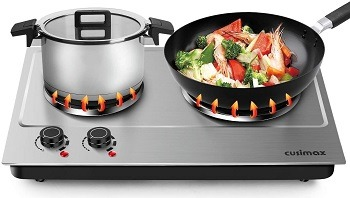CUSIMAX Electric Portable Plate Review