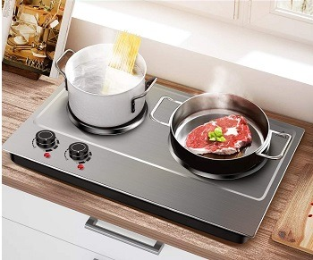 CUSIMAX Electric Portable Plate