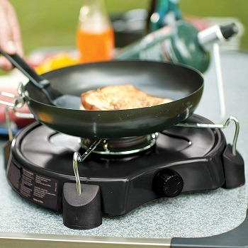 Coleman Hot Plate For Camping Review