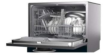 DWLXSH Dishwasher Review