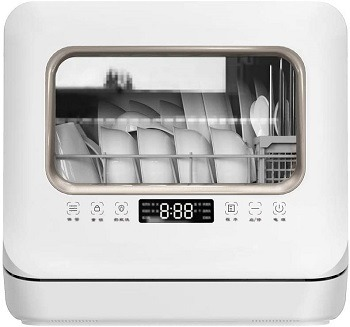 DWLXSH Portable Dishwasher