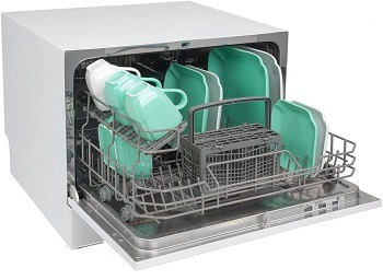 Ensue Countertop Dishwasher Review