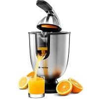 Erolux Electric Citrus Juicer Rundown